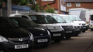 best used vans to buy